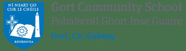 Gort Community School Logo
